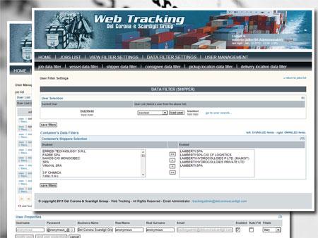 Servizio EDI e Internet Tracking